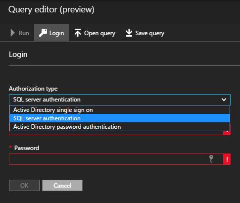 Query Editor – Azure Portal – SQL-Articles