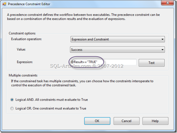 File Exists Check in SSIS – SQL-Articles